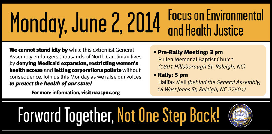 Moral Monday June 2