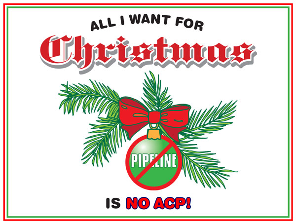 All I Want for Christmas is No ACP